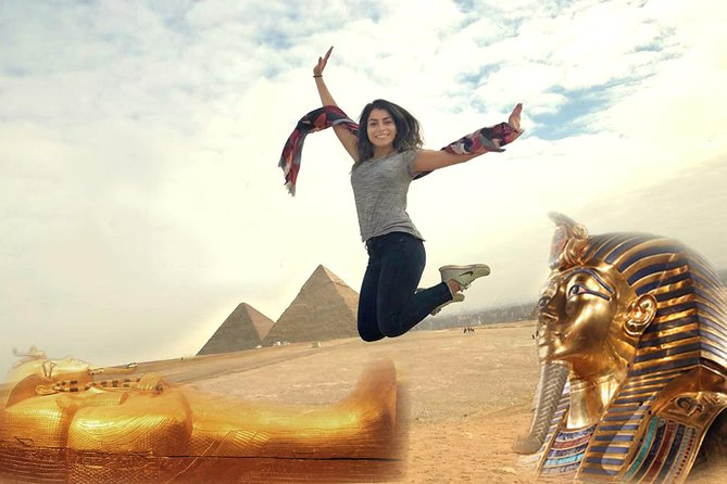 4 Days discover Cairo and pyramids with camel ride including AirportTransfers