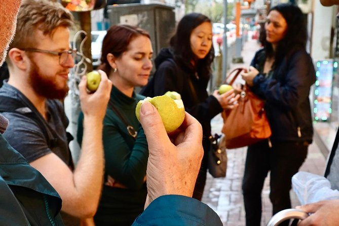 Secret Food Tour With the Locals in Tin Hau Hong Kong