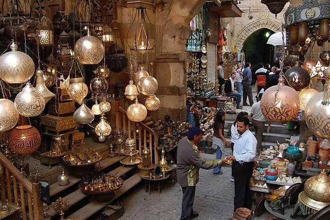 Half-Day Tour of Old Cairo & Khan El Khalili Bazaar photo 1