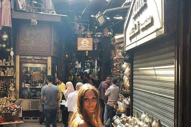 Half-Day Tour of Old Cairo & Khan El Khalili Bazaar photo 2