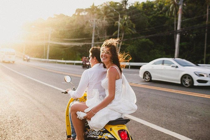 Motorbike Sightseeing Tour Around Phuket
