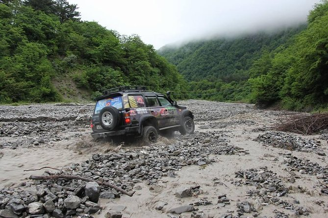Off - Road Tour in Azerbaijan