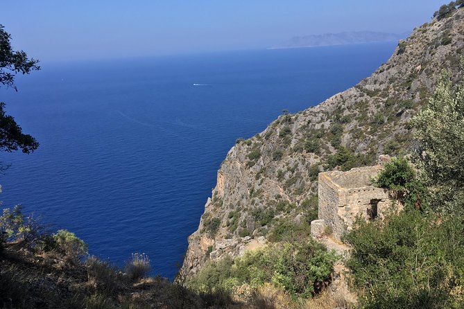 Hike Afkule in Fethiye, Turkey