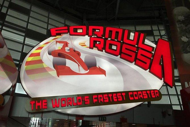 Cheap Ferrari World Abu Dhabi Tours & Ticket Prices 2019