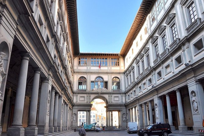 Exclusive Uffizi Gallery Private Visit photo 4
