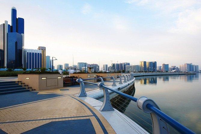 Premium Ferrari World Ticket with Abu Dhabi Tour from Dubai