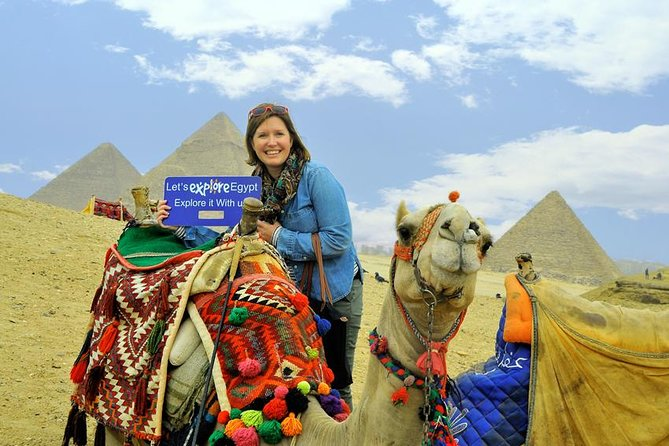 Private Tour to Giza Pyramids and private Photo Session