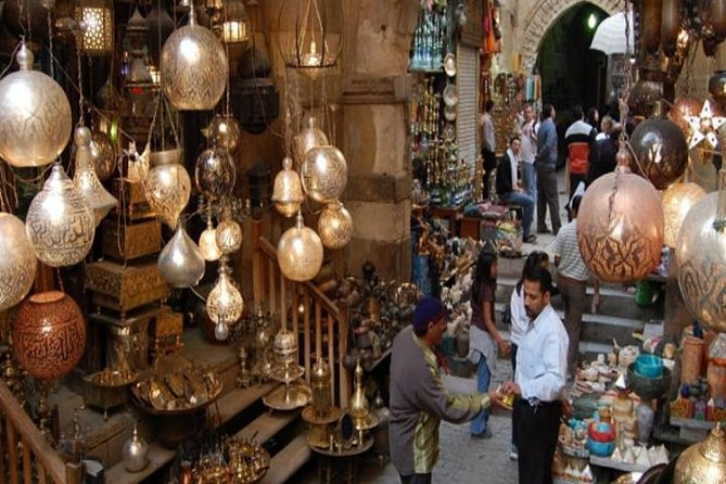 Cairo day tour to Egyptian Museum, Citadel and Khan Khalili Bazaar photo 2