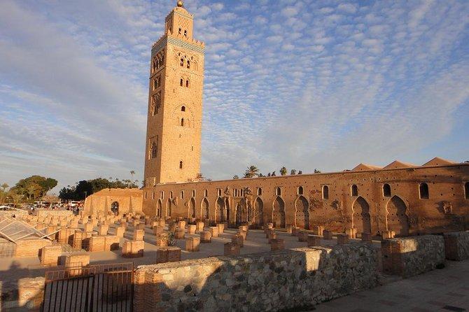 Marrakech Guided Medina 1/2 Day Tour