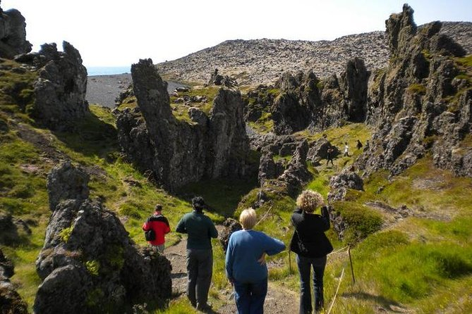 Snaefellsnes National Park and Natural Wonders from Reykjavik