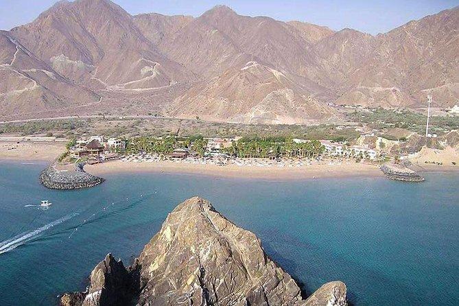 Private Tour: East Coast and Fujairah Day Trip from Dubai