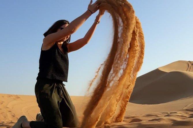 Dubai Red Dune Safari with BBQ Dinner & Live Shows from RAK