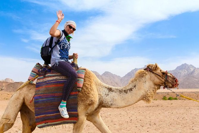 Different Full-day Giza Pyramids with Ride a Camel and Tuk Tuk tour