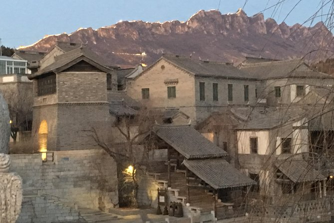 SiMaTai Great Wall and GuBei Water Town Self-Guide Day Tour by English Driver