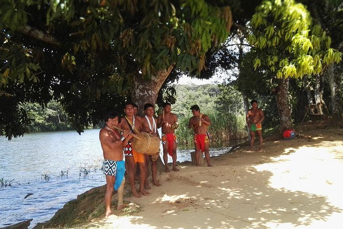 Embera's indigenous original village