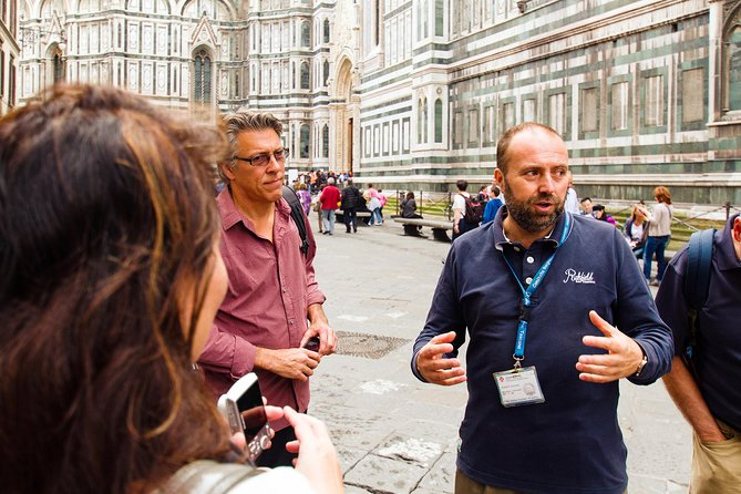 David and Duomo Tour: Early Accademia and Skip-the-Line Dome Climb photo 8