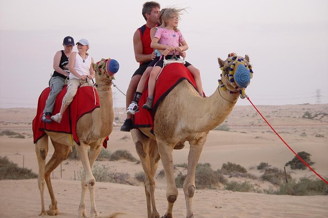 Quad Bike Ride and Evening Desert Safari wd BBQ Dinner, Camel Ride, Live Shows photo 3