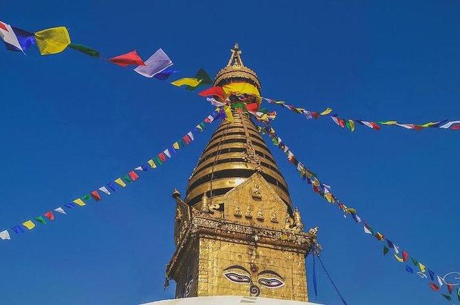 World Heritage Sightseeing in Kathmandu- Full day Kathmandu Sightseeing