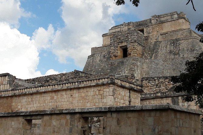 Uxmal, Haciendas and Cenotes