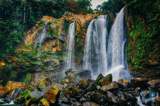 Guided Walk to the Nauyaca Waterfall