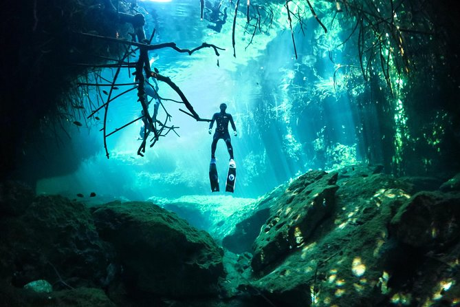 Freediving Discovery day in Tulum!