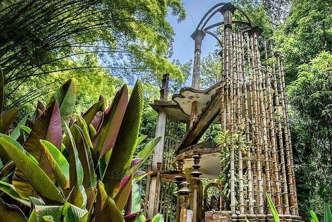 Surreal Garden with VIP Tickets + Huasteca Experience Guide