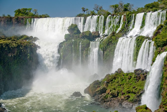 Argentinian Side of the Falls - All Tickets Included