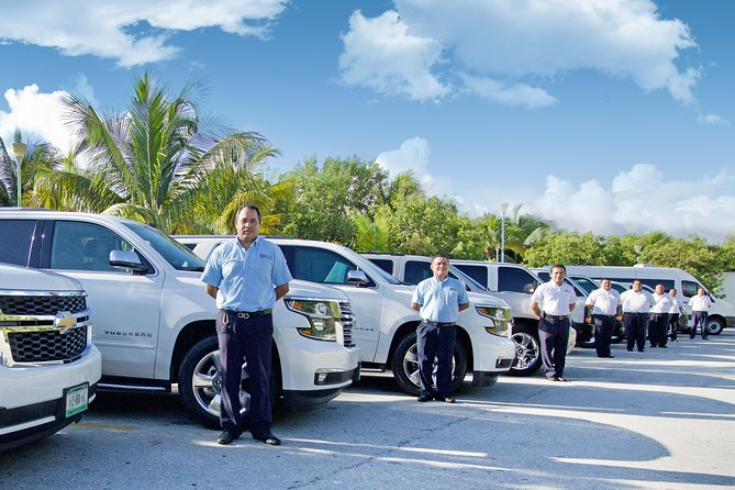 Private Transportation From / To Cancun Airport To / From Playa del Carmen