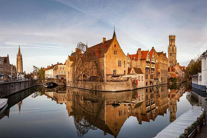 Legends of Bruges Private Walking Tour