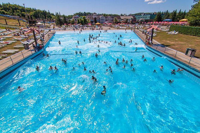 Skip the Line: Waterpark - Village Vacances Valcartier Ticket photo 6
