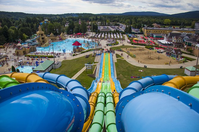 Skip the Line: Waterpark - Village Vacances Valcartier Ticket photo 4