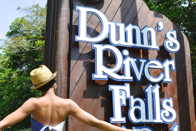 Blue Hole plus Secret Falls and Dunns River Falls Combo from Falmouth Hotels photo 2