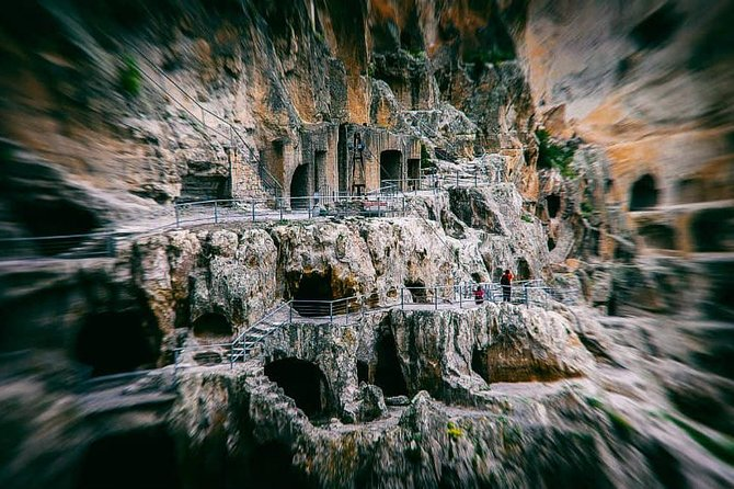 Rabati-Vardzia-Green Monastery Private Day Tour
