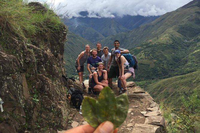 Inka Jungle trek 4 Day to Machu Picchu, Ziplining, Rafting and Hiking.
