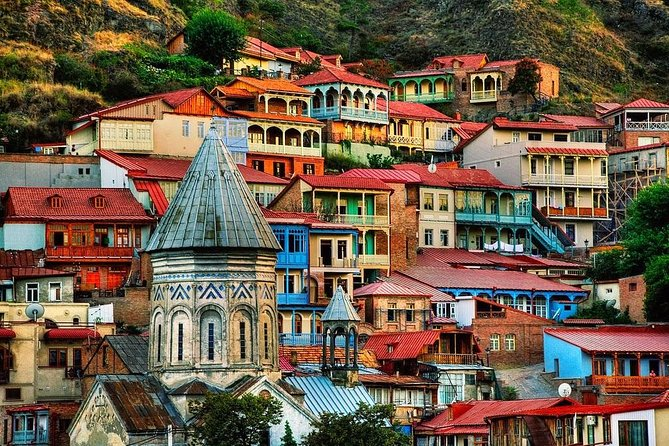 Half Day Group Tbilisi City Tour