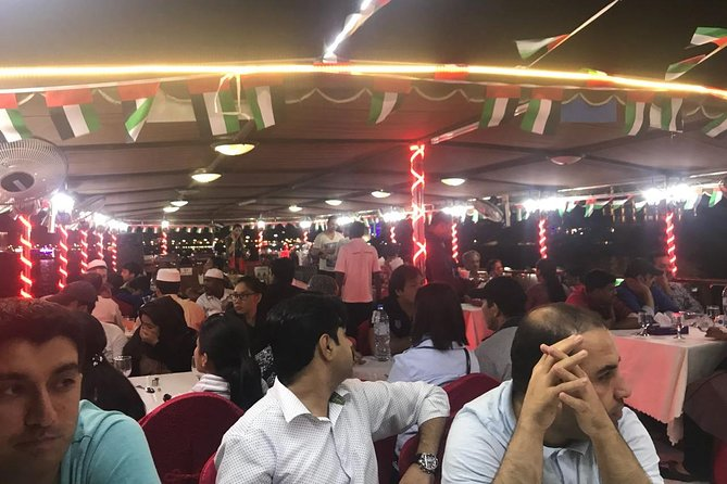 Dhow Dinner Cruise from Dubai with Entertainment