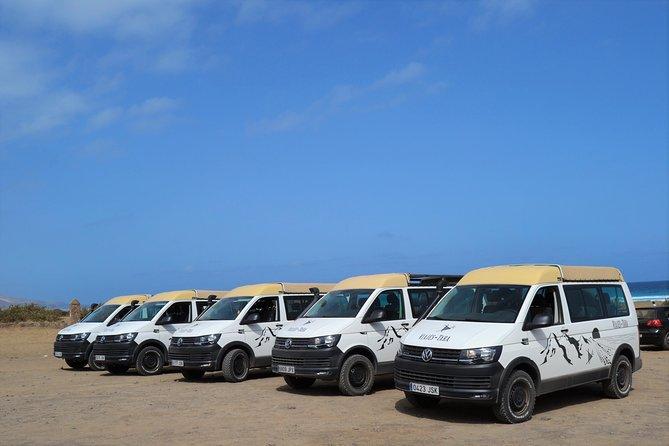 Fuerteventura North on a 4WD from Lanzarote