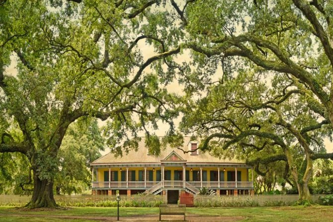 Small-Group Tour of Laura and St. Joseph Plantations from New Orleans