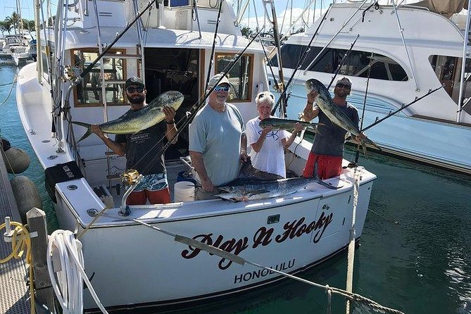Playnhooky - 41 Foot - Private Sport Fishing Charter - 6 Hours (6 am - 12 pm) photo 3