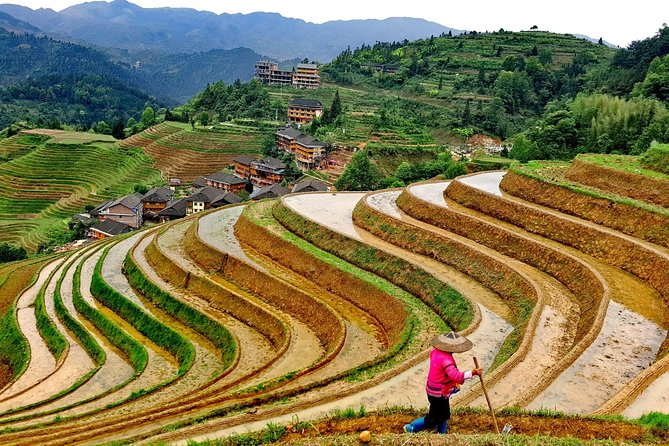 Longji Rice Terraces Day Tour from Xingping hotel photo 4