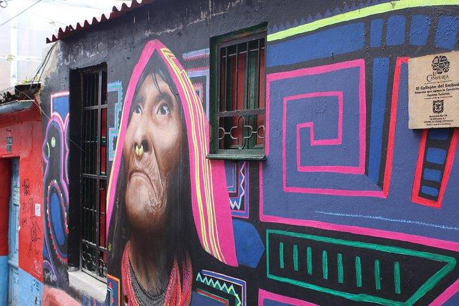 Private Bogotas Innenstadt-Tour (Candelaria + Gold Museum)