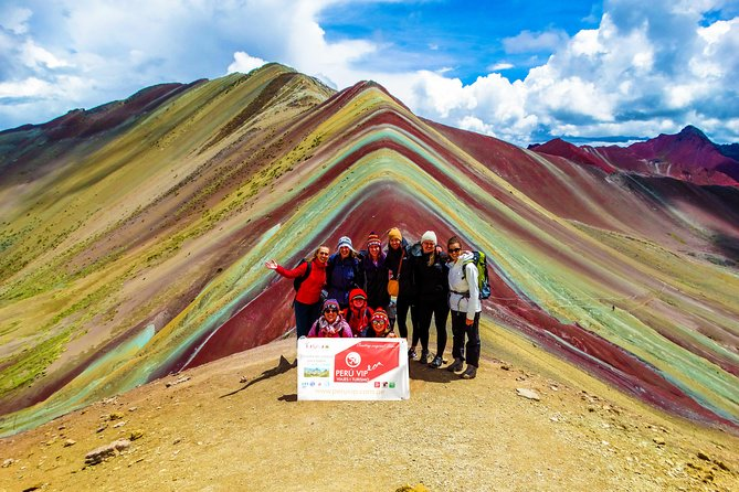 Rainbow Mountain Vinicunca in a day from Cusco