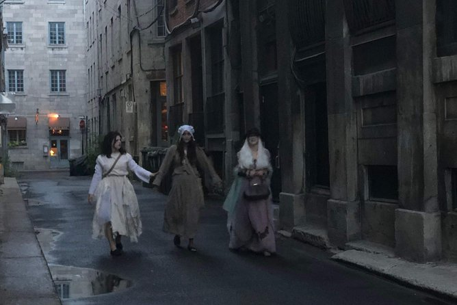 Old Montreal Ghost Walking Tour photo 2