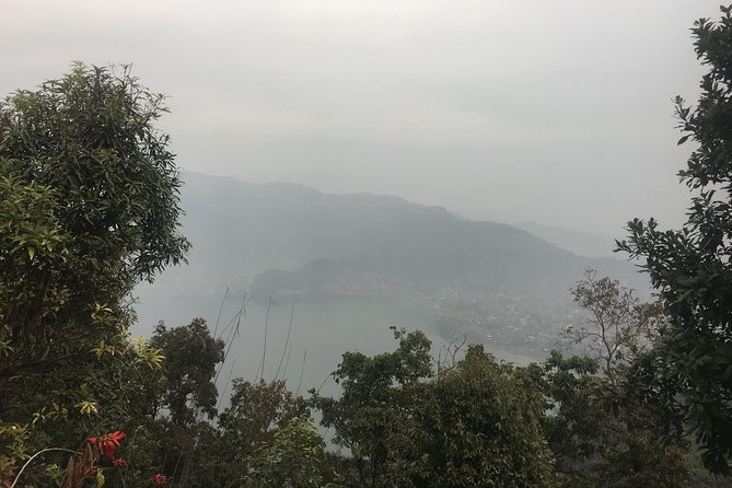 Pokhara: Day Hiking from Sarangkot to World Peace Stupa from Lakeside photo 2