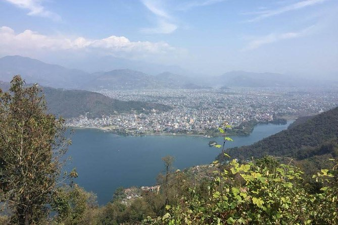 Pokhara: Day Hiking from Sarangkot to World Peace Stupa from Lakeside photo 4