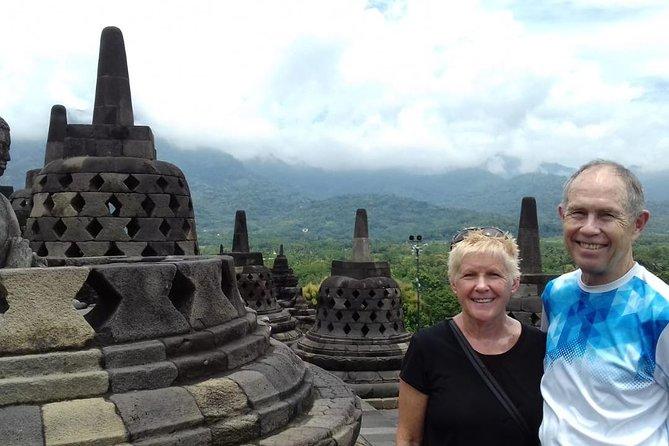 Borobudur Private Tour From Semarang Port