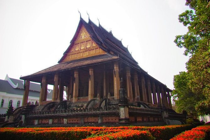 Private Tour: Half-day City Guided Tour of Vientiane