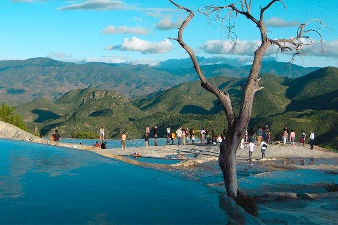 Mitla, El Tule & Teotitlan Tour of Oaxaca
