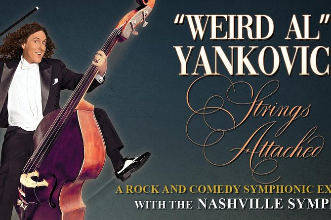 Weird Al Yankovic with the Nashville Symphony at Ascend Amphitheater