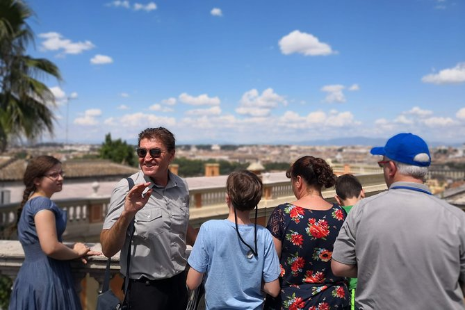 9 hour Small group Rome shore excursion led by an expert historian, port pick-up